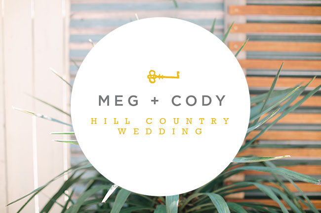 Meg & Cody's hill country wedding at Cypress Falls Event Center