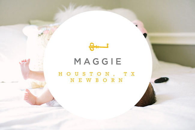 Houston Newborn Photographer, in home newborn photographer, Maggie