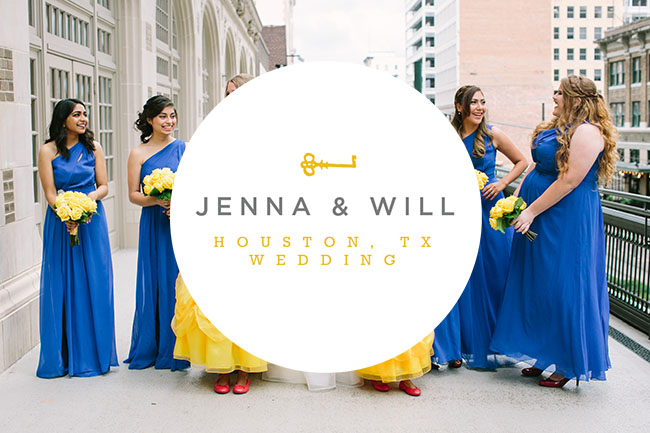 Jenna & Will-Disney theme wedding-2016.06.12